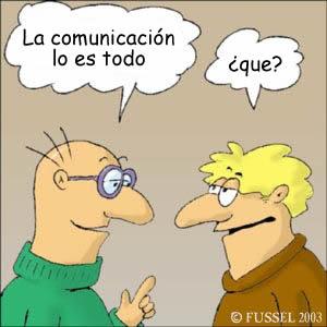 la comunicación es todo